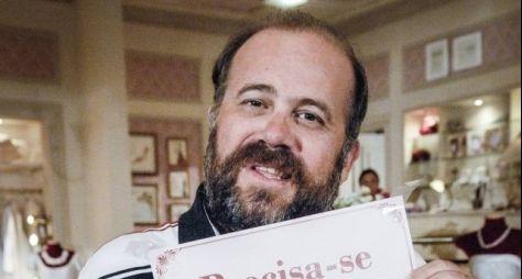 Otávio Müller estará em Favela Chique