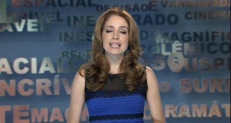 Poliana Abritta usa vestido que causou polêmica na semana passada