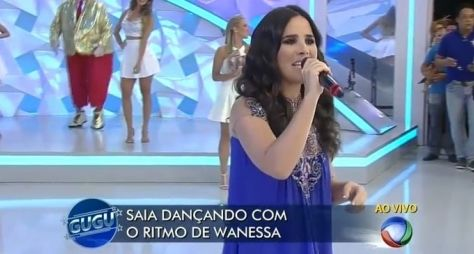 """Após mico, Wanessa dispara sobre programa do Gugu: """"Amador e constrangedor"""""""
