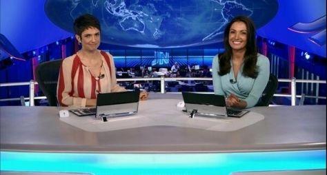 Programas da Globo serão apresentados por mulheres no fim de semana