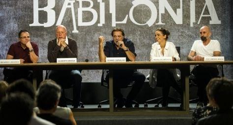 Diretores acreditam no sucesso de audiência de Babilônia