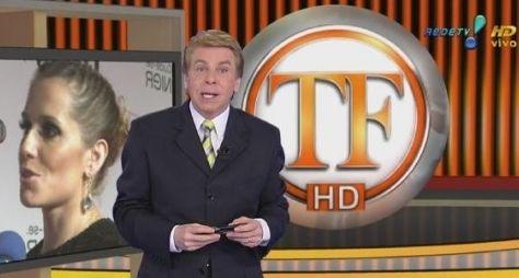 Nelson Rubens é afastado temporariamente do TV Fama