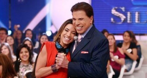 Sílvio Santos e Patrícia Abravanel devem apresentar programa juntos