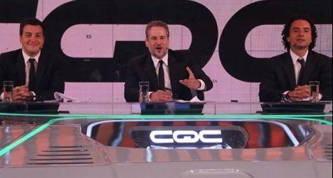 Sem identidade, CQC tem pior audiência desde a estreia