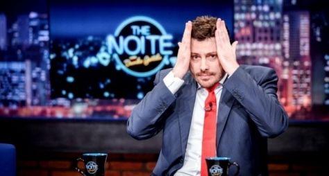 Danilo Gentili ironiza o fim do Agora é Tarde, da Band