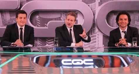 Band pressiona equipe do CQC por melhores resultados de audiência