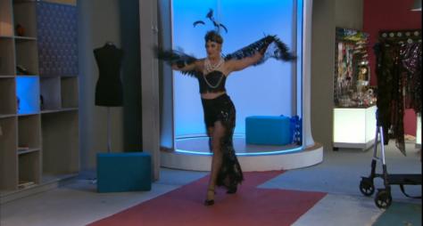 Claudia Raia estará no Como Manda o Figurino do próximo domingo