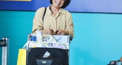 Sete Vidas: Regina Duarte entra em cena no capítulo desta segunda