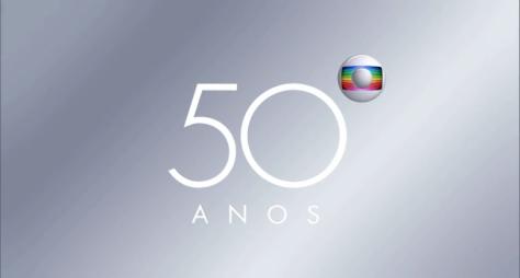 Globo começa a divulgar show de seus 50 anos