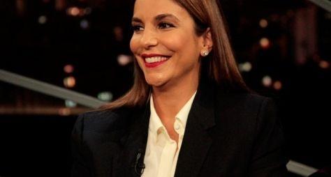 Ivete Sangalo fala de Xuxa no Programa do Jô