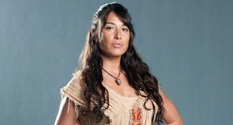 Gisele Itié conquista personagem de destaque em Os Dez Mandamentos