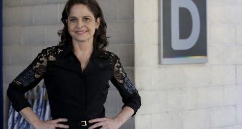 Entusiasmada, Drica Moraes grava primeiras cenas de Verdades Secretas