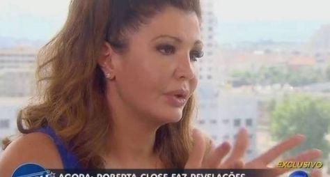 Entrevista com Roberta Close dá liderança de audiência a Gugu