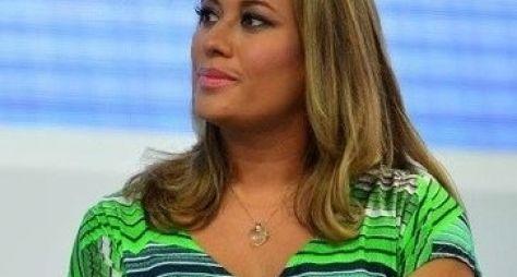 Ticiane Pinheiro pode substituir Renata Alves no Hoje em Dia