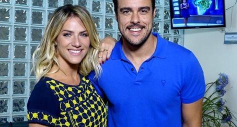 Giovanna Ewbank e Joaquim Lopes são novos integrantes do Vídeo Show