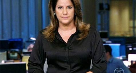 Christiane Pelajo sofre grave acidente e se afasta do Jornal do Globo
