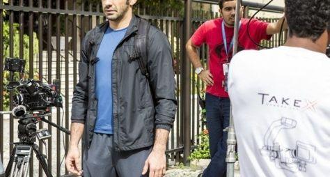 João Baldasserini será comparsa de Giovanna Antonelli em A Regra do Jogo