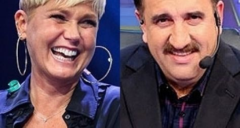 """Ratinho cutuca Xuxa: """"Não dava Ibope nem na Globo"""""""