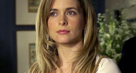 A atriz Claudia Abreu. Foto: Divulgação/Globo