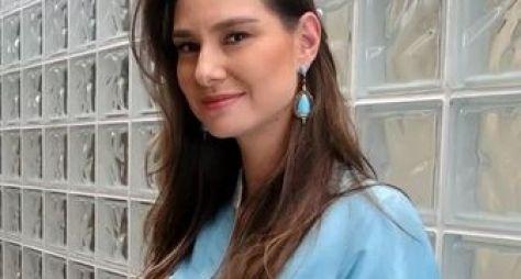 Lavínia Vlasak integra elenco da novela Totalmente Demais