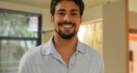 Globo adia série protagonizada por Cauã Reymond