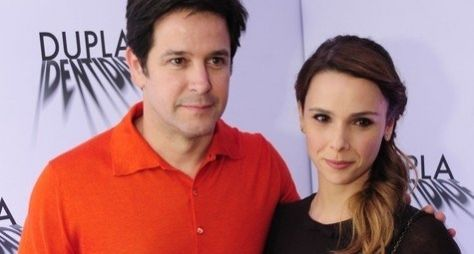 Murilo Benício e Débora Falabella estarão em série de Jorge Furtado