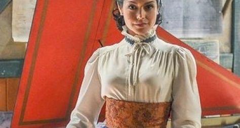 Thaís Fersoza grava as primeiras cenas como vilã em Escrava Mãe
