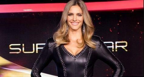 Fernanda Lima é cotada para apresentar o Vídeo Show