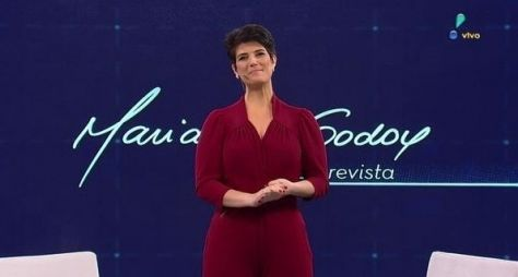 Mariana Godoy entrevistará a presidente Dilma Rousseff