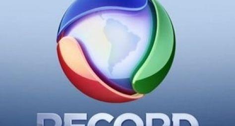 Record na vice-liderança no Painel Nacional de Televisão em julho