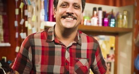 Lúcio Mauro Filho é escalado para reedição da Escolinha