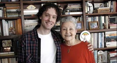 Vincent Villari e Maria Adelaide Amaral. Foto: Divulgação