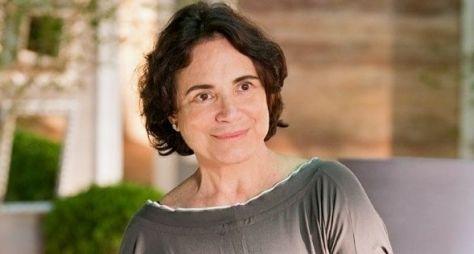 Regina Duarte é reservada para minissérie de Lauro César Muniz