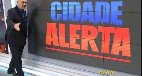 Audiência: Cidade Alerta fica 2 minutos à frente do Jornal Nacional