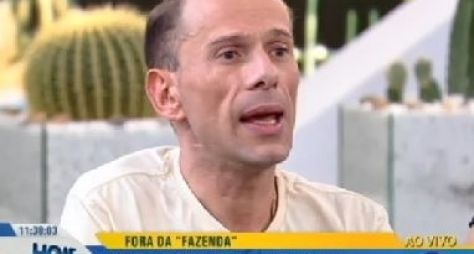"""""""Estou sendo perseguido"""", diz Rafael Ilha sobre proibição para entrar na Fazenda"""