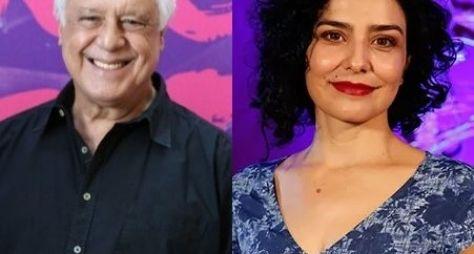Antonio Fagundes e Letícia Sabatella podem ser os protagonistas de Velho Chico
