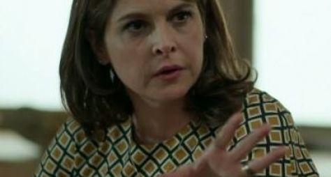"""""""Eu merecia um papel como esse e devo ao Walcyr"""", diz Drica Moraes"""
