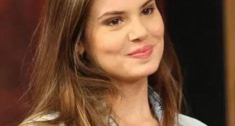Camila Queiroz se apresenta para próxima novela das seis na próxima semana
