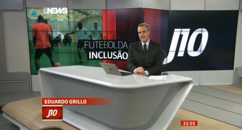 Eduardo Grillo é demitido da GloboNews