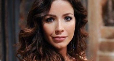 Renata Dominguez volta à Globo no Tomara Que Caia