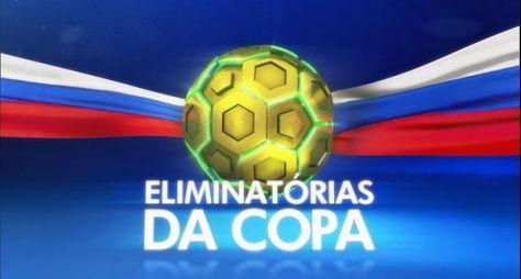 Globo exibe segundo jogo do Brasil pelas eliminatórias da Copa nesta terça