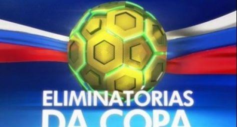 Jogo da Seleção Brasileira rende 30 pontos de média para a Globo