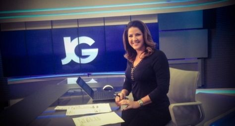 Christiane Pelajo deixa o Jornal da Globo