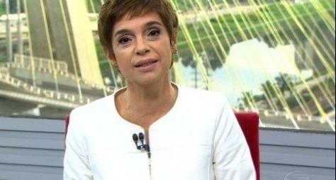 Renata Lo Prete será a substituta oficial do Jornal da Globo