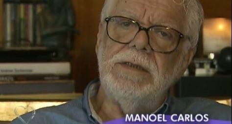 Manoel Carlos escreve minissérie de dez capítulos