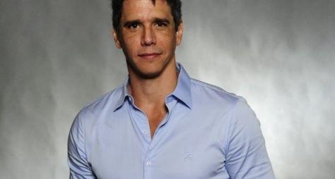 Márcio Garcia monta equipe para programa na Globo