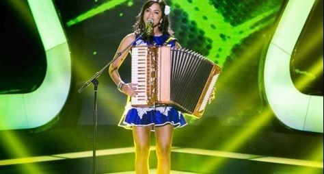 Lucy Alves, do The Voice Brasil, estará em Velho Chico