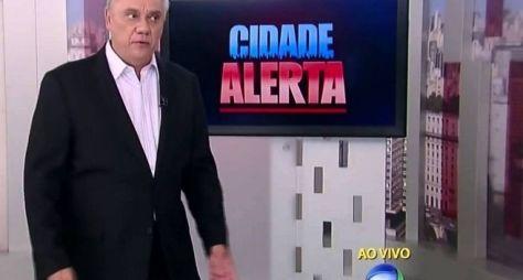 Marcelo Rezende debocha da Globo e derrapa na audiência
