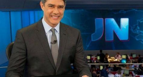 Jornal Nacional perde liderança de audiência para novela da Record
