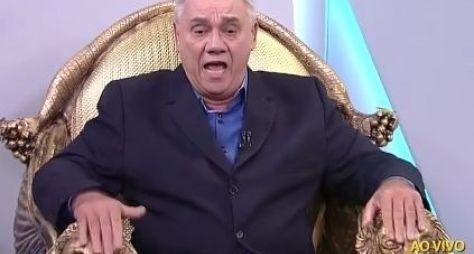 Após zoar da Globo, Marcelo Rezende perde vice-liderança para o SBT